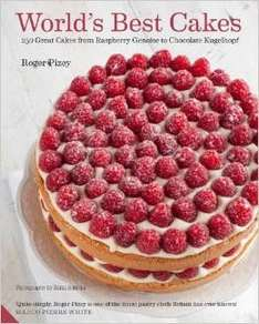worlds Best Cakes top rated cookbook £4 at Amazon