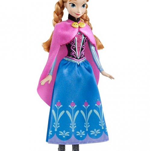 Disney Frozen Sparkle Anna Doll £2.75 @ Asda instore