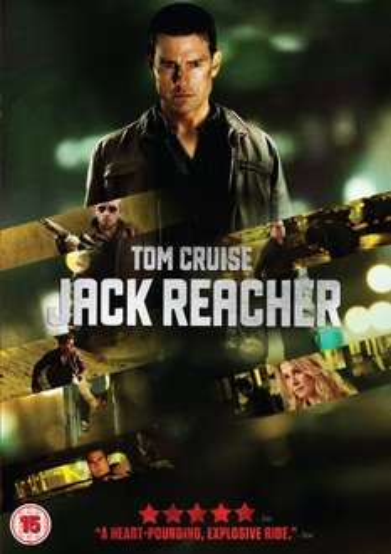 Jack Reacher DVD £2.99 at Amazon