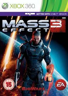 (Xbox 360) Mass Effect 3 (Preowned) - £2.97 Delivered - Greenman Gaming