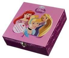 Disney Princess Magical Box £4.49 + free delivery to local store @ WH Smith [Sparkling keepsake box / 7 magical Disney Princess storybooks and a poster]