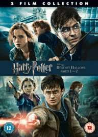 Harry Potter and the Deathly Hallows Parts 1&2 (DVD) only £3.00 delivered @ GAME
