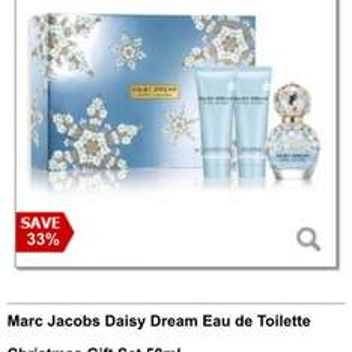 Marc Jacobs daisy dream £36.18 @ Debenhams
