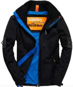 Superdry Windhiker  £41.99 @ Superdry and many more...