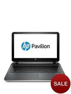 HP Pavilion 15 Intel® Core™ I3 Processor, 6Gb RAM, 1Tb Hard Drive with Beats Audio Laptop £309 using code @ Very