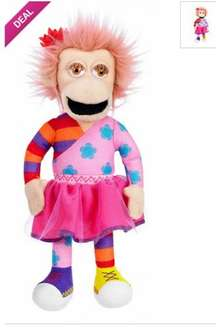 Zingzillas Panzee Soft Toy 2.99 delivered @ BBC Shop