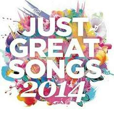 Just Great Songs 2014 back to £1.99 on Google Play Store