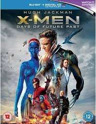 @TESCO > X-Men: Days of Future Past (Includes UltraViolet HD Copy) Blu-ray Was £15 > Now: