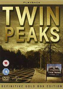 Twin Peaks Definitive Gold Box Edition (Slimline Packaging)  [DVD] £11.99 Delivered @ Amazon
