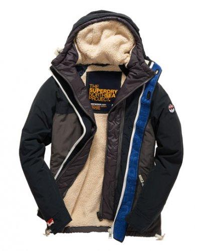 Superdry Atlantis Dock Jacket (half price ) £57.50 delivered @ superdry