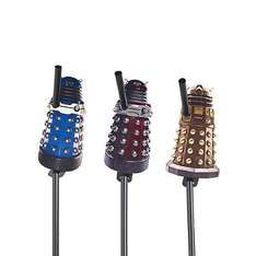 Doctor who straws 99p @ Lakeland