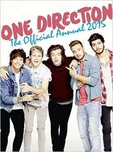 One Direction The Official 2015 Album £1.49 @ Amazon (Free delivery £10 spend  / prime)