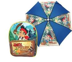 Jake and the Neverland Pirates Children's Backpack and Umbrella Set £8.02  @ Amazon (free delivery £10 spend/prime)