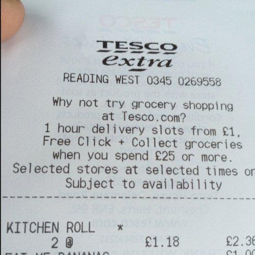 Thirst Pocket - 6 Roll - £1.18 @ Tesco