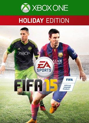 FIFA 15 Holiday Edition XBOX One +-£25 on US XBOX Marketplace