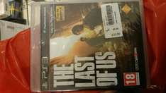 The Last Of Us PS3 brand new £9.00 @ John Lewis in-store