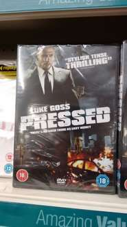 For any Bros fans out there! Luke Goss in Pressed for £1 at Poundland! :)