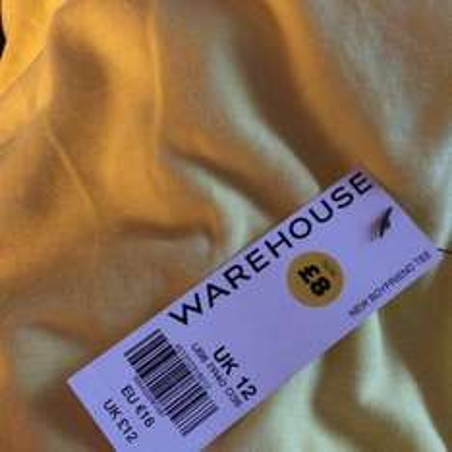 T-shirts now £3 @ Warehouse in Debenhams (Sheffield)