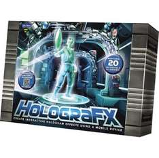 HolograFX Interactive Hologram just £2.99 @ Home bargains
