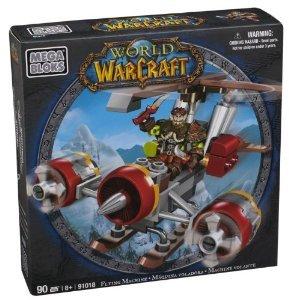 Mega Bloks World of Warcraft Flying Machine £1.99 @ Clearance Bargains (Argos)
