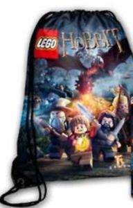 Lego The Hobbit Drawstring bag 99p @ Argos clearance store