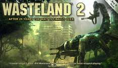 Wasteland 2 only £13.58 with 2 free games at indie gala