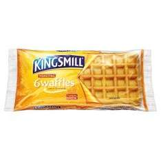 2 packs of Kingsmill toasting waffles for £1 (normally 85p each) at Asda