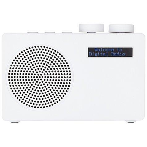 John Lewis Spectrum DAB-FM Radio £24.95