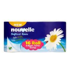 Nouvelle Toilet Rolls 32 for £4.00 at Makro Rayleigh