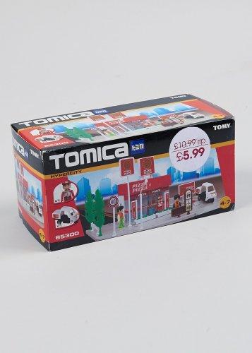 Tomica toy pizza play set £1.50 @ matalan