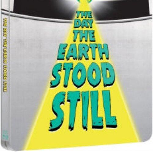 The Day The Earth Stood Still (1951) Blu-Ray Limited Edition Steelbook £4.99 @ Zavvi