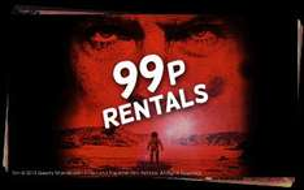 99p Movie Rentals @ Playstation Network
