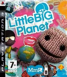 Little Big Planet PS3 £3.51 (using VGB5 code) New & Delivered @ thevideogamebox