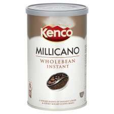 Kenco Millicano Wholebean Instant Coffee 100G £2 at Tesco