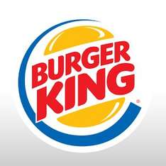 Chicken Royale, Whopper or Bean burger meal from £2.58 if you fill in receipt survey @ Burger King