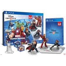 Disney infinity 2.0 marvel starter pack PS4 only £29.99 @ Sainsburys