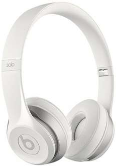 Beats by Dr. Dre Solo2 On-Ear Headphones - White £99.99 @ Amazon