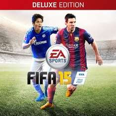 Fifa 15 Deluxe Edition for PS3 £19.99 @ PSN Store