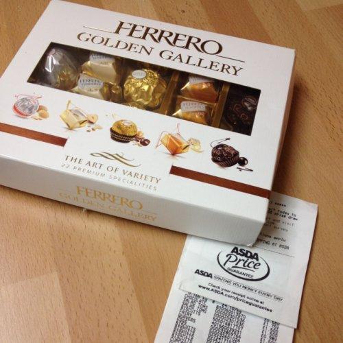 Ferrero golden gallery £1.75 @ Asda instore