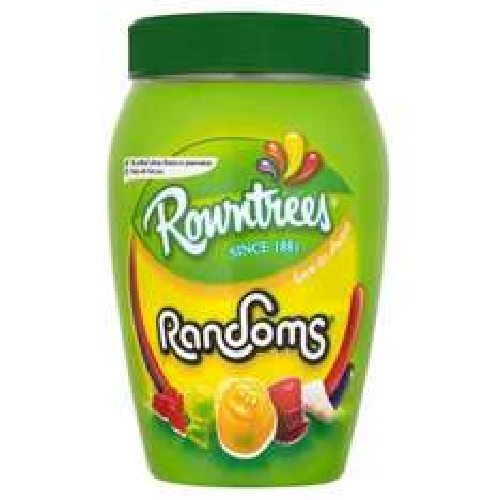 Rowntrees Randoms Jar x2 650g £2.36 (£1.18 a jar) inc VAT @ Costco Birmingham