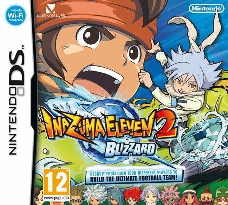 (Nintendo DS) Inazuma Eleven 2: Blizzard / Firestorm - £2.86 Each Delivered - Shopto