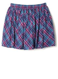 Girls Check Skirt was from £14 now from £4.20 @ Bhs.co.uk