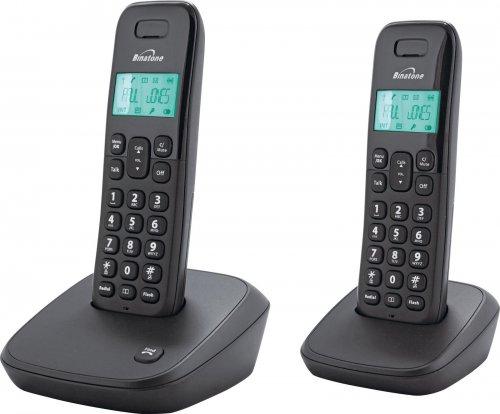 Binatone Veva 1700 Cordless Telephone - Twin. Brand New With a 12 Month Warranty £16.99 @ Ebay/Argos
