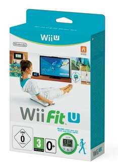 Wii Fit U with Fit Meter £29.99 at argos ebay outlet