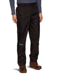 Berghaus Men's Deluge Waterproof Overtrousers £27 at Amazon