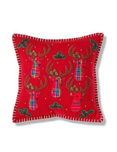 Mini Stag Cushion now £11.00 from Marks and Spencer (free click and collect)