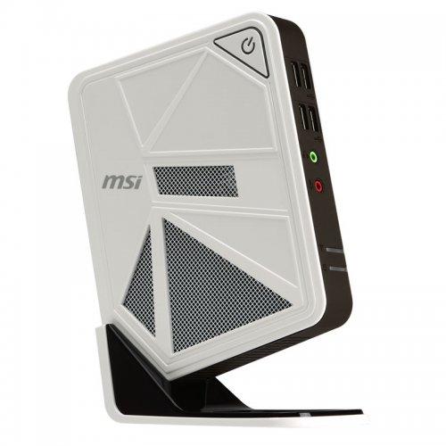 MSI Wind Box DC111 Mini PC System 4GB 500GB HDMI and Win 8.1 £167.96 @ Scan.co.uk