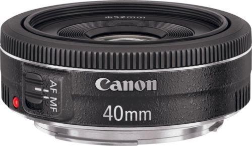 Canon Pancake lens 40mm back in stock £109.99 at Argos / Ebay