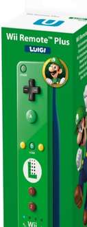 Nintendo Wii U Remote Plus Controller - Luigi Limited Edition £29.86 @ Amazon