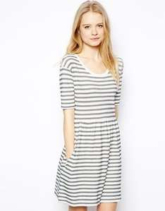 Jack wills striped dress @ asos £13.00 size 8s and 10s only